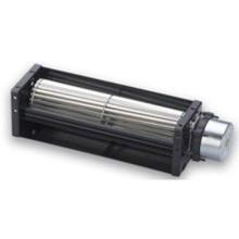 24В DC низкий уровень шума перекрестного течения Охлаждая вентилятор
