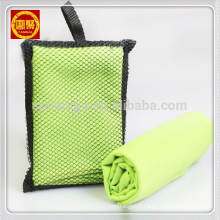 Toalha de Microfiber da camurça da secagem rápida para esportes & praia e curso, lavagem personalizada da limpeza de toalha de banho da impressão