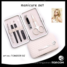 High quality wholesale cheap acrylic nail kit full kit manicure set,
