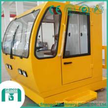 Diseño confort y cabina de grúa de alta calidad