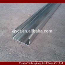 carbon MS C channel steel
