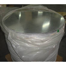 Plaque de cercles d'aluminium pour frypan (1050, 1060, 1070)