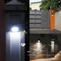 Outdoor Lighting Waterproof 48 LED High Lumen Wall Mount Lamp Night Light Solar Powered Motion Sensor Light