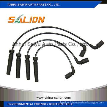 Câble d'allumage / fil d'allumage pour Daewoo 96211948 / Zef1129 / 96497773