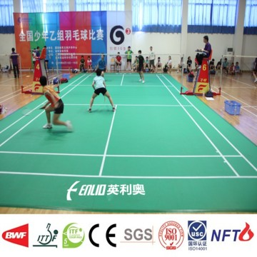 PVC floor badminton indoor mat