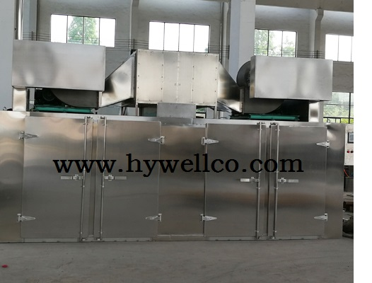 Shrimp Drying Oven