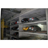 Robotic Traveling Stack Car Parking System