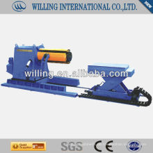 Hydraulische Abwicklermaschine