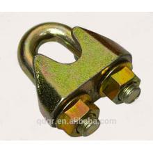 Clip de câble d'acier galvanisé DIN 1142