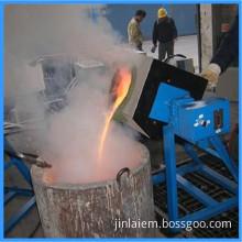 Metal Smelting Induction Furnace for Casting (JLZ-25KW)