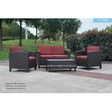Synthetic Rattan Square Sofa Set