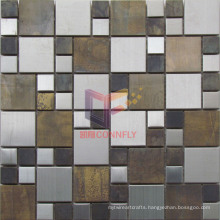 Copper Mix Stainless Steel Mosaic (CFM935)