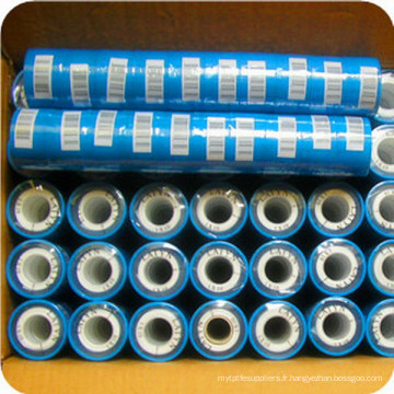 Ruban extensible PTFE à haute pression