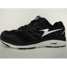 Ladies Anti-Microbial Black Casual Sports Shoes