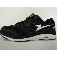 Женская антимикробная черная повседневная спортивная обувь