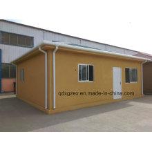 Maison modulaire / maison préfabriquée en acier à structure légère professionnelle (JW-16238)