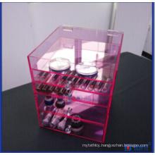 Wholesale Vanity Glam High Quality Acrylic Makeup Organizer