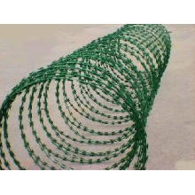 Concertina Barbed Wire (PVC coated)