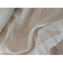 Satin en mousseline de soie 30d polyester pour vêtement