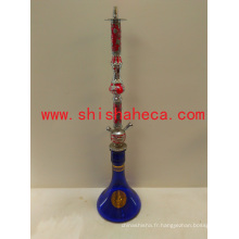 Clinton Style Top Qualité Nargile Fumer Pipe Shisha Narguilé