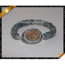 Druzy Ágata pulseiras jóias para mulheres Gift (CB017)