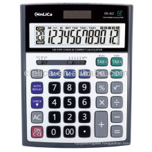 12 digit large size tax calculator, CE certificate Calculator
