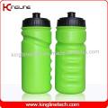 Plastik-Sport-Wasser-Flasche, Plastik-Sport-Flasche, 600ml Plastik-Getränk-Flasche (KL-6616)