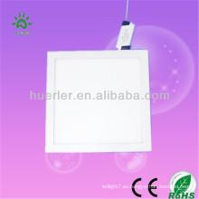 Huerler fabricación principal producto 4w / 6w / 9w / 12w / 15w / 18w redondo / forma cuadrada luces de techo pop