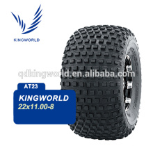all terrain vehicel Tubeless 22*11.00-8 ATV tyre