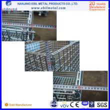 Q235 Storage Steel Cage Pallet Box