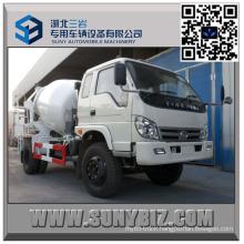 Forland Rhd 3 M3 Cement Mixer Truck