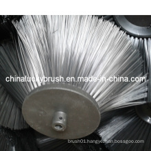 PP Material Round Brush for Road Sweeper Machine (YY-111)