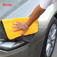 compound cleaning towel for Car