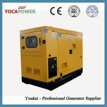 15kVA Portable Soundproof pequeño motor diesel generador eléctrico Generación de energía