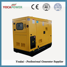 37.5kVA 4-Stroke Engine Cummins Electric Diesel Generator Power Generation