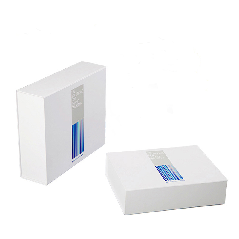 Paper Foldable Magnetic Gift Box