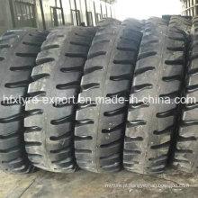 OTR pneu 18.00-25 21,00-25, E-4j, Reachstackers e pneumático do caminhão de Forklift