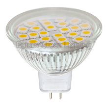 24PC 5050 SMD LED Bulb MR16