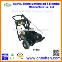 BT-5880 200Bar / 2900PSI 26L / Min / 7GPM 2880R / Min 5.5KW equipo portátil de lavado de coches a la venta