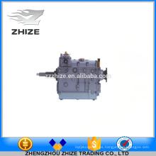 Buena calidad y precio favorable S6-160 Seis velocidades Transmisión mecánica de tipo síncrono de la máquina para yutong kinglong más alta