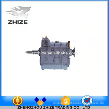 Boa qualidade e preço favorável S6-160 seis engrenagem tipo síncrono máquina de transmissão mecânica para yutong kinglong higer