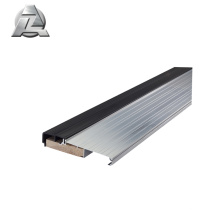 aluminum metal interior door sectional threshold bar