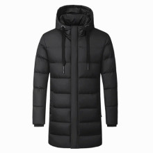 Battery Electric Heated Winter Coat Mens