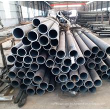 Venta caliente astm a106 gr.b negro tubo de acero sin costura