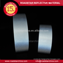 PU backside reflective artificial leather