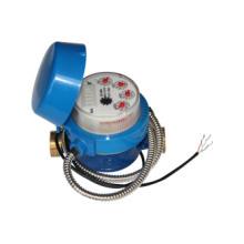 Single Jet Impulse Water Meter, 1 Liter/Pulse