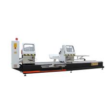 Double-Head Precision Cutting Saw Ljz2-500X4200-CNG / Door Window Making Machine / Window Frame Cutting Saw