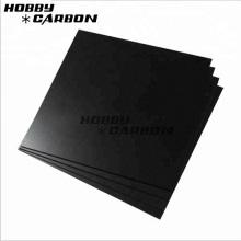 Оптовый G10 эпоксидный стекловолоконный черный лист