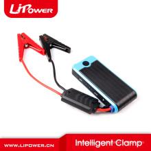 600A пиковый ток универсальный 12V автомобильный аккумулятор jump starter smart booster cable