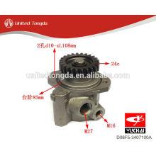 YUCHAI motor YC4D bomba de dirección D08F5-3407100A